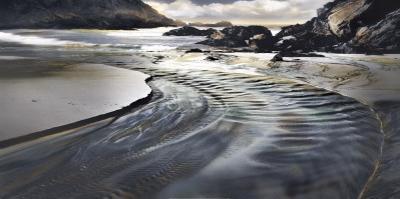 Jeweled Coastline by William Vanscoy