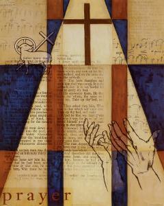 Power of Prayer I by William Verner