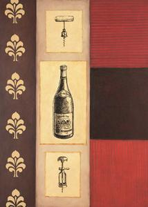 Wine Study I by William Verner