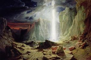 Israelites Passing Through the Wilderness by William West