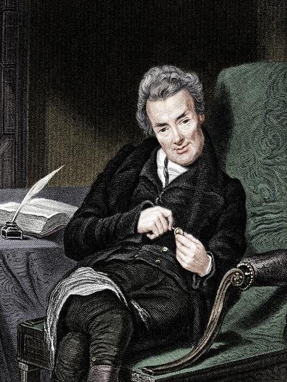 William Wilberforce, English philanthropist-Unknown-Giclee Print