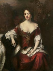Portrait of Anne, Queen of Great Britain and Ireland by William Wissing