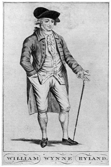 William Wynne Ryland (1732-178), English Engraver, 1910--Giclee Print