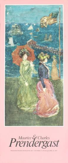 Williams College Museum of Art-Maurice And Charles Prendergast-Art Print