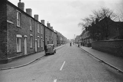 Marshall Street, Smethwick. 1964