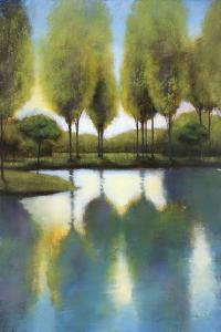 Trees in Reflection by Williams