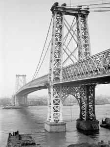 Williamsburg Bridge, New York, N.Y.