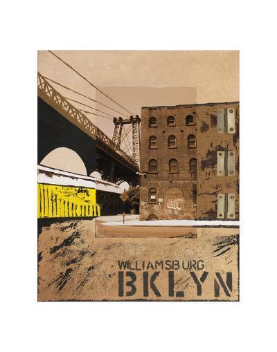 Williamsburg, Brooklyn-Mauro Baiocco-Art Print