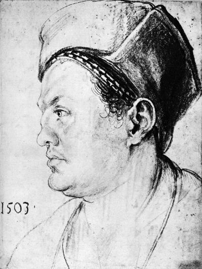 Willibald Pirckheimer, 1503-Albrecht Durer-Giclee Print