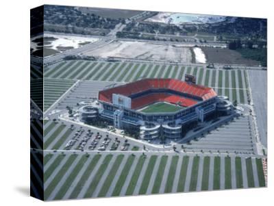Aerial of Joe Robbie Stadium, Miami, FL