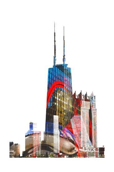 Willis Tower-THE Studio-Premium Giclee Print