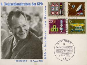 Willy Brandt 1965