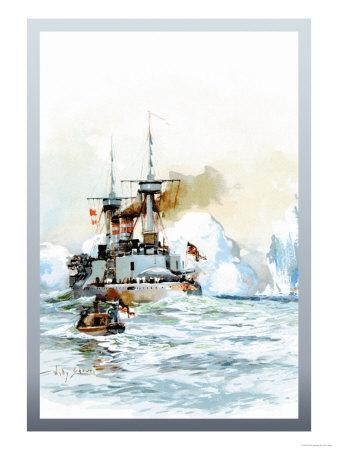 U.S. Navy: Icy Sea