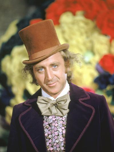 Willy Wonka And The Chocolate Factory, Gene Wilder, 1971--Photo