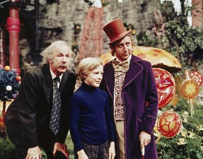 Willy Wonka & the Chocolate Factory--Photo