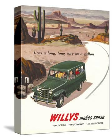 Willys - Goes a Long Long Way