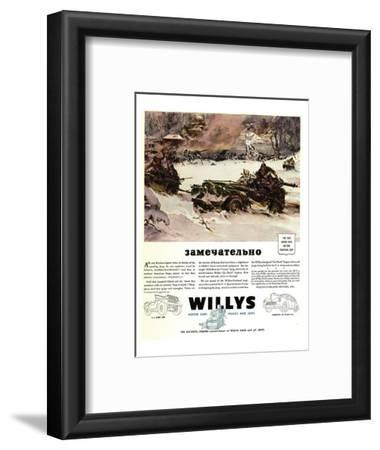Willys Jeep Zamechatelno Ad'42