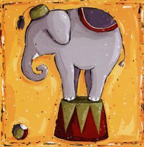 Elephant by Wilma Sanchez