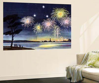 Fireworks Show - Jack & Jill