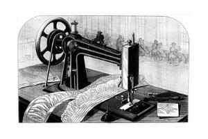 Wilson Sewing Machine, 1880