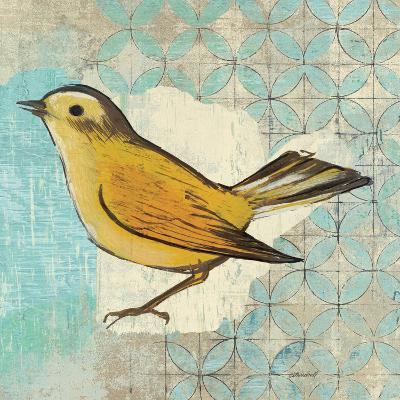 Wilsons Warbler II-Kathrine Lovell-Art Print