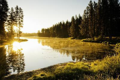 Winchester Lake I-Bob Stefko-Photographic Print