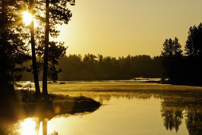 Winchester Lake II-Bob Stefko-Photographic Print