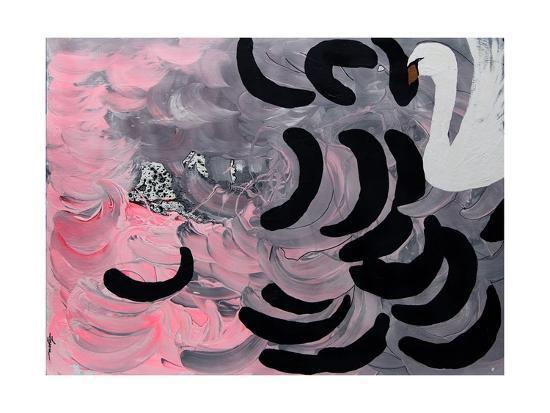 Wind and Sea-Keshida Layone-Giclee Print