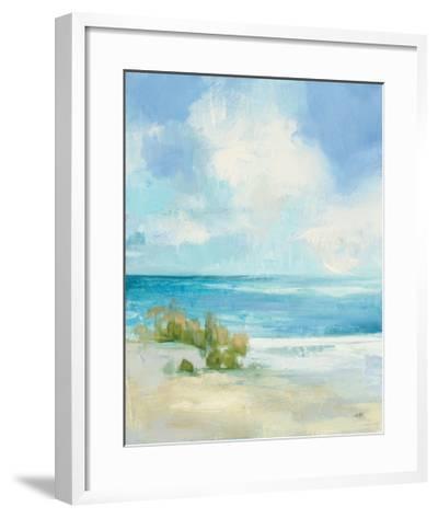 Wind and Waves II--Framed Art Print