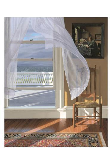 Wind from the Sea-Edward Gordon-Art Print