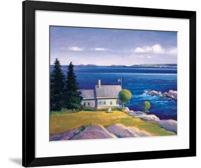 Wind from the South-Chris Nissen-Framed Art Print