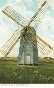 Wind Mill, Newport, Rhode Island