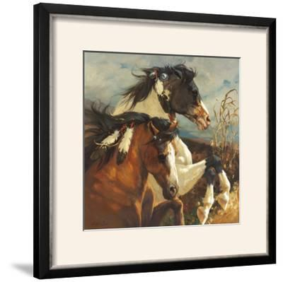 Wind Voyager-Carolyne Hawley-Framed Photographic Print