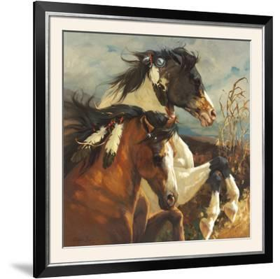 Wind Voyager-Carolyne Hawley-Framed Photographic Print