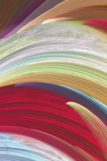 Wind Waves I-James Burghardt-Art Print