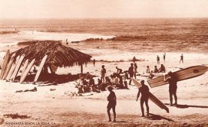 Windandsea Beach, California, Surfers