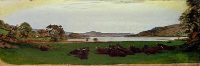 Windermere, 1855-Ford Madox Brown-Giclee Print
