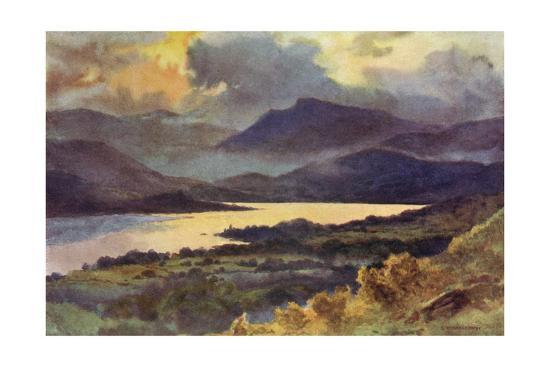 Windermere (Haslehust)-Ernest W Haslehust-Giclee Print