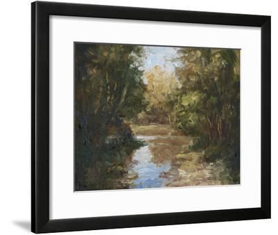 Winding River-Mary Jean Weber-Framed Giclee Print