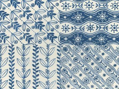 Windjammer IV-Kathrine Lovell-Art Print