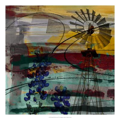 Windmill Abstract-Sisa Jasper-Giclee Print