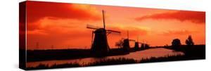 Windmills Holland Netherlands