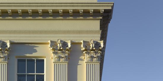 Window and Column Detail, Regents Park, London-Richard Bryant-Photographic Print