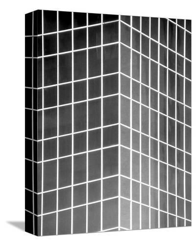 Window D-Jeff Pica-Stretched Canvas Print