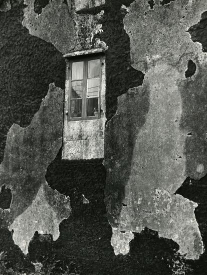 Window, Europe, 1971-Brett Weston-Photographic Print