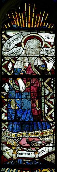 Window EW Depicting St Elizabeth--Giclee Print