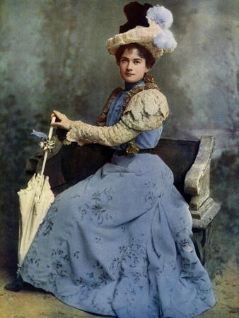 Grace Palotta, Actress, 1899-1900
