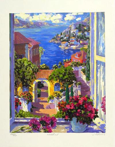 Window I, c.2000-Julian Askins-Limited Edition