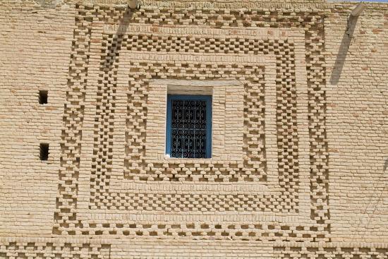 Window, Medina (Old Town), Tozeur-Natalie Tepper-Photo