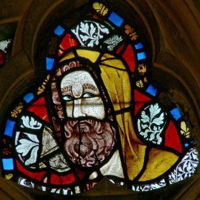 Window N-2 Depicting Simeon--Giclee Print